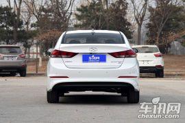 北京现代-领动-1.6L 自动 智炫·精英型
