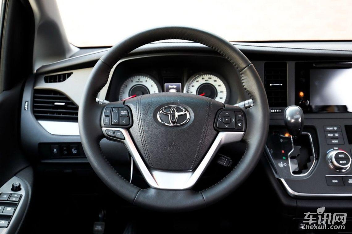 塞纳四驱LTD现车优惠中 巅峰速降旅行必备