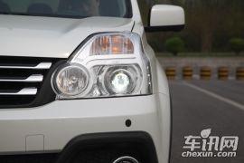 郑州日产-东风风度MX6-2.0L 四驱CVT精英版