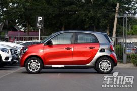 Smart-smart forfour-1.0L 灵动版