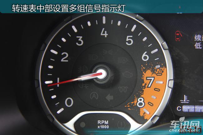 jeep硬朗够个性 旧貌新品自由侠 拆46系列