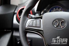 北京汽车-绅宝X25-1.5L 自动精英版