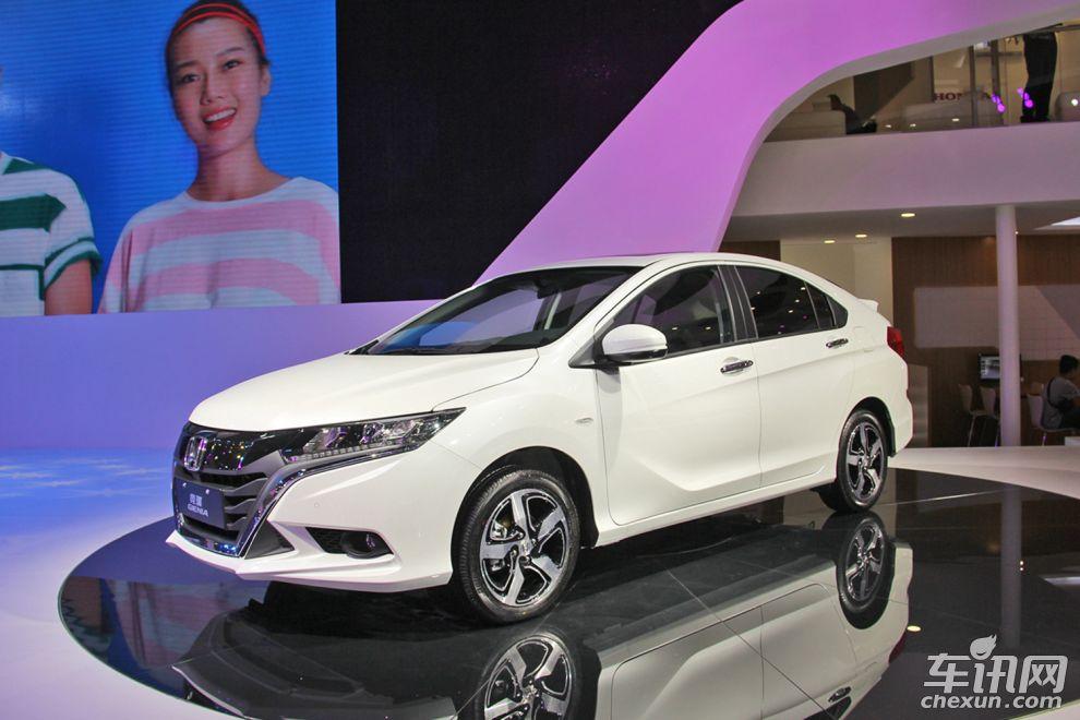 东风本田全新车型竞瑞 将于10月18日上市