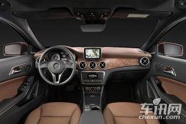 北京奔驰-奔驰GLA级-GLA 220 4MATIC 时尚型