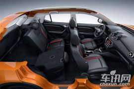 东南汽车-东南DX3-1.5T CVT尊贵型