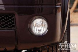 中兴汽车-威虎TUV-2.5T澳洲版柴油四驱豪华型