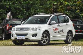 长城汽车-哈弗H6-升级版 1.5T 自动两驱精英型