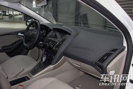 长安福特-福克斯-三厢 1.6L 自动舒适型智行版