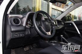 一汽丰田-RAV4荣放-荣放 2.5L 自动四驱尊贵版