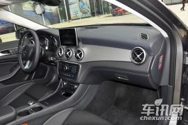 北京奔驰-奔驰GLA级-GLA 200 时尚型