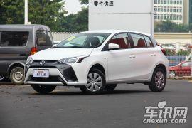 广汽丰田-YARiS L 致炫-改款 1.5E CVT魅动版