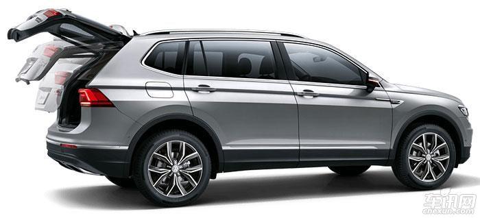 全新途观L车型将于明日上市 共推7款车型