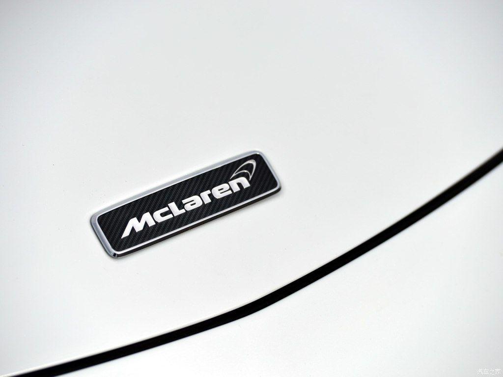 迈凯伦/宝马联手发动机新技术 盼销量增长