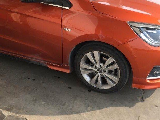 奇瑞艾瑞泽5 1.5T车型3月上市 外观更运动