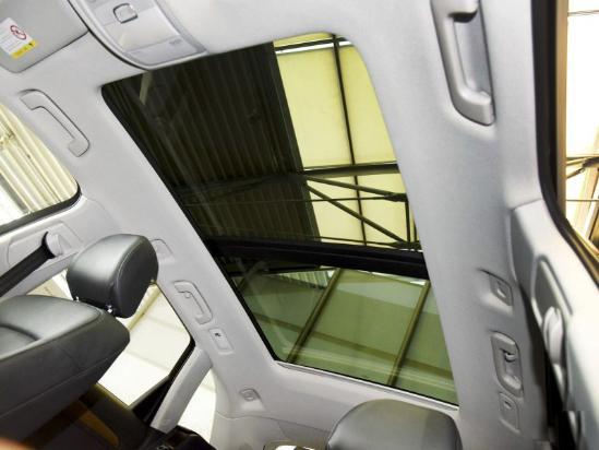 奥迪q5的车身结构