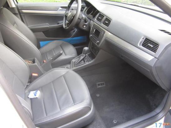 新款朗逸最新报价1.6手动挡标配提车优惠