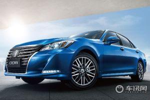丰田皇冠2.5L车型将停产 未来主推增压机型