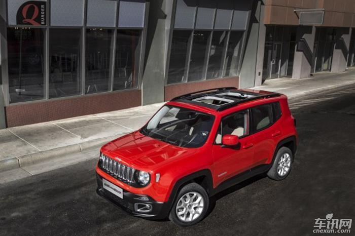 Jeep新款自由侠上市 售价13.48-19.68万元