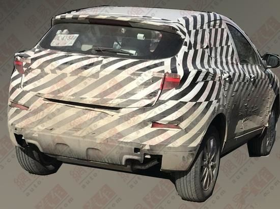 新款吉利帝豪GS谍照曝光 仍将推两款车型