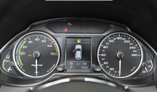 2017款奥迪Q5现车促销 40TFSI 进取型裸车
