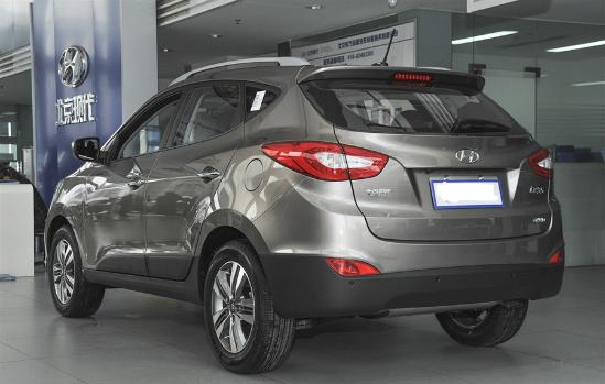 北京现代IX35怎么样 限时优惠欢迎来店咨询