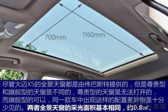 大迈X5怎么样 经济实惠手动挡代步车型