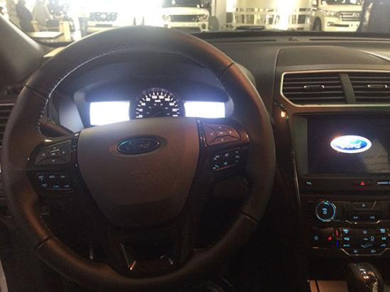 17款福特探险者 美式SUV全新升级不加价-图4