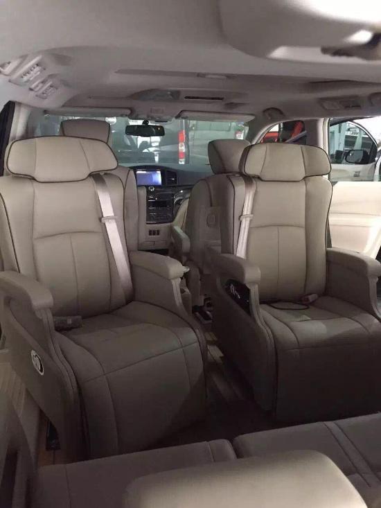 别克GL8改装航空座椅报价别克GL8航空座椅高清图片