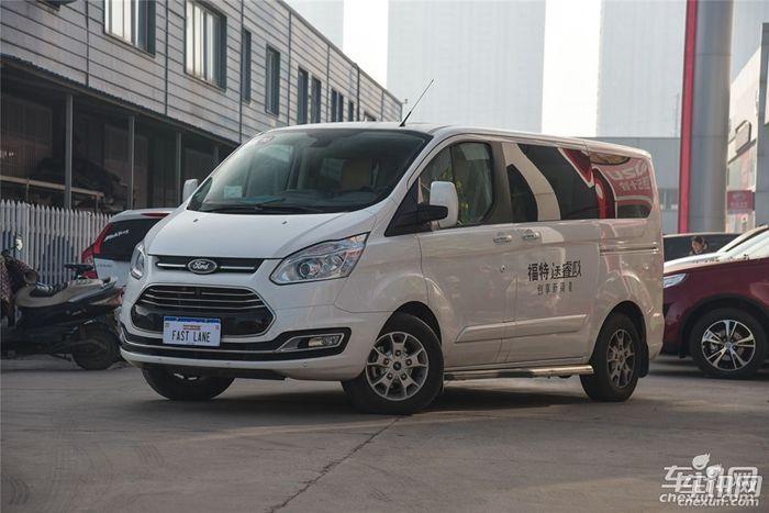 福特途睿欧自动挡今日上市 竞争GL8商旅车