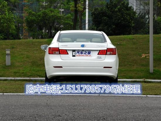 16新款传祺GA5新能源报价优惠最低价格