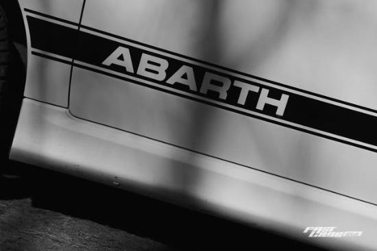 自费跑德国 就为了试驾菲亚特Abarth 595?