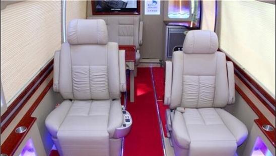 丰田考斯特改装报价 进口柯斯达改装价格-图6