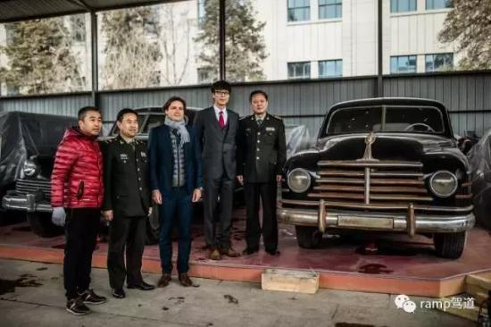 """挖社会主义墙角 """"偷""""国家领导汽车"""
