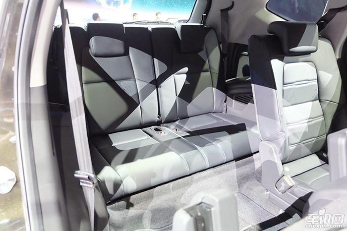 全新CR-V或亮相上海车展 或将推7座版车型
