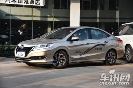 广汽本田-凌派-1.8L CVT旗舰版