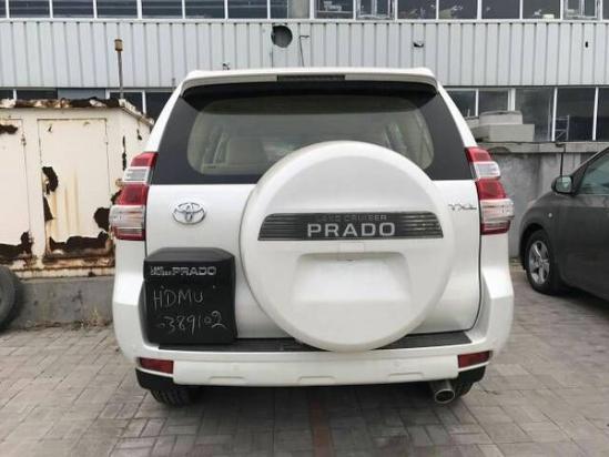 17款丰田霸道3000柴油 动力SUV咆哮特降-图3