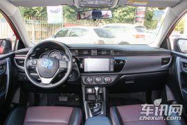 广汽丰田-雷凌-1.2T V CVT豪华版