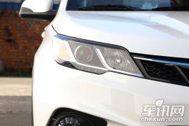 东南汽车-东南DX3-1.5L 手动豪华型