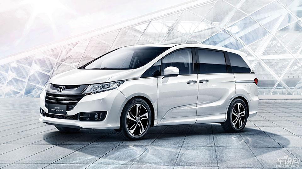 台州购本田奥德赛优惠1.3万元 现车销售
