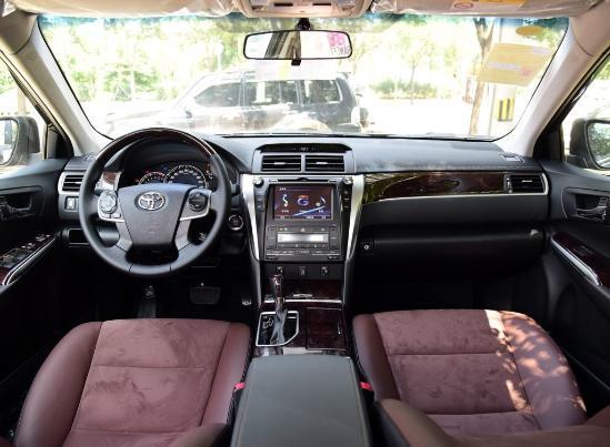 丰田凯美瑞销售全国最新优惠报价现车充足