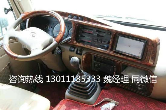 丰田考斯特超级改装豪华商客车北京专卖价
