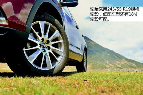 16款丰田汉兰达豪华七座最新促销报价-图5