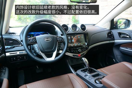 比亚迪S7最新价格及图片 冲量促销优惠