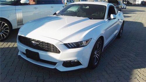 福特野马Mustang2.3T 个性炫酷超跑亲民价
