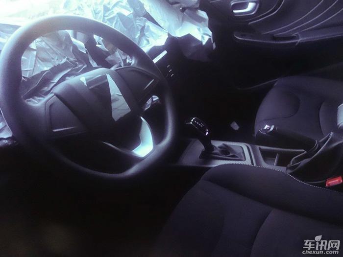 上海车展纳智捷推新小型SUV 或被命为优5