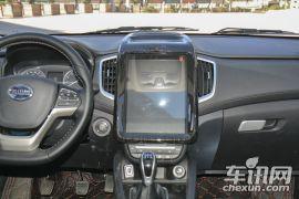 SWM斯威汽车-SWM斯威X7-1.5T 手动豪华型