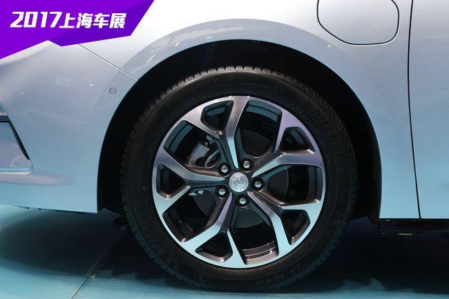 2017上海国际车展新车图解 别克VELITE 5