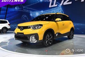 东风风神AX4车型正式亮相