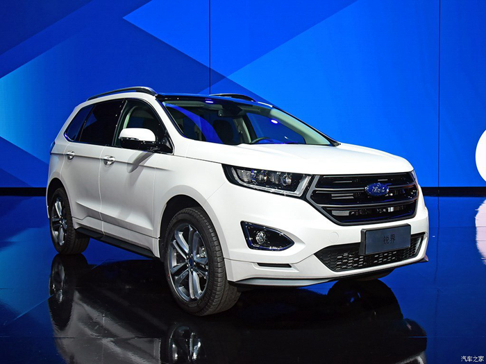 福特锐界两款新车型上市 售30.68-32.68万