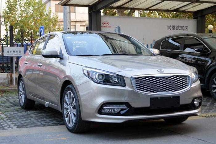起亚K4将推1.4T车型 有望于今年年底上市